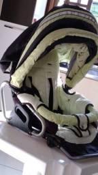 Carrinho  bebe conforto  importado Herlag Rimini - pneu com camera