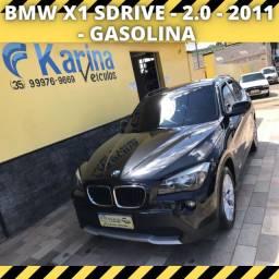 BMW X1 Sdrive - 2.0 - 2011 - Gasolina