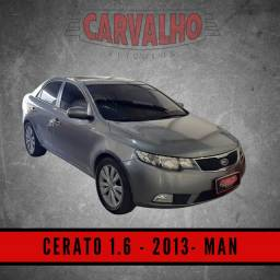 Título do anúncio: Kia Cerato 1.6 16V Mec. - 2013