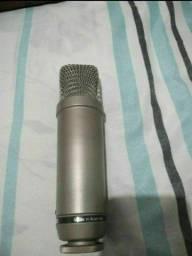 Título do anúncio: Microfone Rode NT1-A
