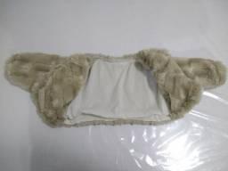 Casaco de Pele Baby - Tam G