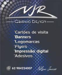 Cartões -Logos -Banners - Adesivos