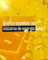 Energia Solar é com a Allian!