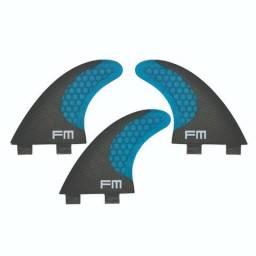 Kit de Quilhas de Carbono encaixe FCS e FCS 2 novas Pronta Entrega