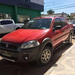 Fiat Strada Working 1.4 (Flex) (Cabine Dupla) 2016 - 2016
