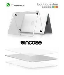 Capa Incase Hardshell Macbook Pro 13 até 2015 polegadas transparente slim