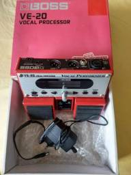 Boss ve-20 vocal