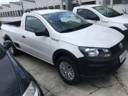 Volkswagen saveiro robust 1.6 2019 - 2019
