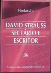 David Strauss Sectário e Escritor