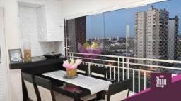 Lindo apartamento 02 dormitórios - Jardim Aquarius - REF0271