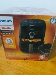 Fritadeira Elétrica Turbofryer Polishop Philips Walita