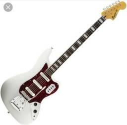 Contrabaixo Fender Squier Vintage Modified Bass Vi 6 Cordas