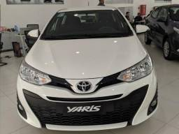 TOYOTA YARIS 2020/2020 1.3 16V FLEX XL MULTIDRIVE - 2020