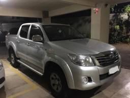 Vendo Toyota Hilux - 2012