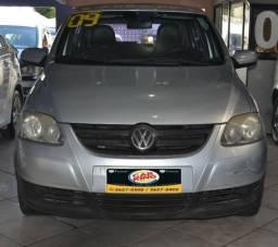 Volkswagen fox 1.0 c/ gnv - completo -2009 - 2009