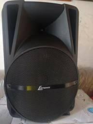 Caixa de Som Amplificada Lenoxx 500W CA-350 (Produto Novo)
