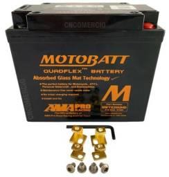 Bateria Moto Harley Davidson Heritage Fat Boy 1600 Motobatt Mbtx20uhd