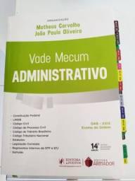 VADE MECUM - Direito Administrativo
