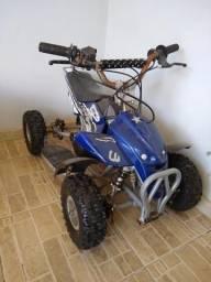 Quadriciclo 50 cc - 2015
