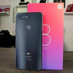 Xiaomi-Top de Linha-Mi 8 Lite 128Gb 6 ram-JosueImports-Maringa