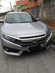Honda Civic EXL 2017 - CVT - 2017