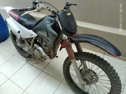 Xtz 125 de trilha - 2005