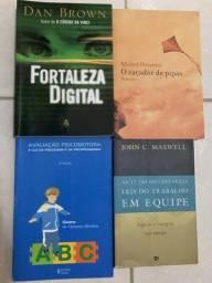 Vendo livros ?