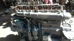 Motor scania 113 turbinado 360cv