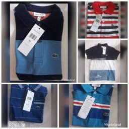 Promoção Camisa social e polo