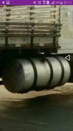 Tanque de aluminio 600 litros