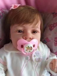 Bebê reborn corpo silicone original