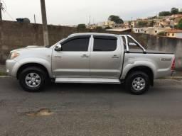 Toyota Hilux Cd SRV D4-D 4X4 3.0 TDI Diesel Aut - 2007