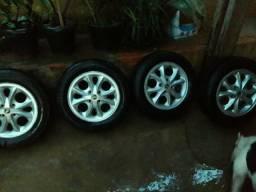 Rodas 15com pneus