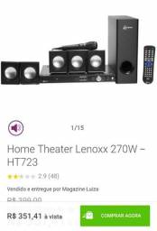 Home Theater Lenoxx 270W - HT723
