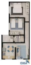 Casas nova em Serrana/SP, no Centro, podendo ser financiada pelo minha casa minha vida