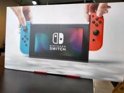 Termine a semana de Switch novo