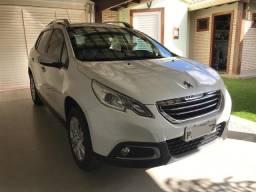 Peugeot 2008 Allure Único Dono, Só de Brasília, Extremamente Conservado - 2016
