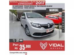 Renault Sandero EXPR 10