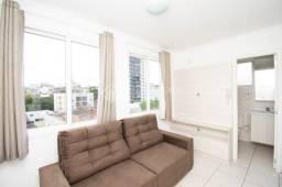 Apartamento para alugar com 1 dormitórios em Jardim botânico, Porto alegre cod:309798