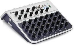 Mesa Interface de Som Boxx MIX 04 Com 8 Canais Para Live Novo+Garantia Somos Loja