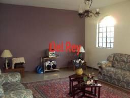Casa à venda com 5 dormitórios em Caiçaras, Belo horizonte cod:1156