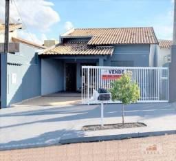 Casa com 2 dormitórios à venda, 97 m² por R$ 195.000,00 - Centro - Navirai/MS