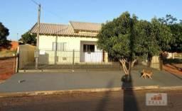 Vende-se casa de Alvenaria em avenida com 156,00 m² - Bairro Jardim Progresso - Naviraí -