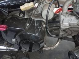 Motor da biz 100 partida elétrica