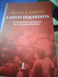 """Livro """"a Mente Esquerdista"""""""