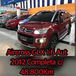 Aircross Glx 1.6 Aut 2012 com 48.800 Km