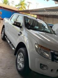 Ranger 4x4 XLT Diesel Automática 2013/2014 impecável! - 2014