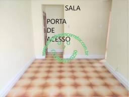 Apartamento Vazio 71 M² 2 Quartos e Dependência Completa no Rio Comprido