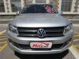Volkswagen Amarok 2.0 highline 4x4 cd 16v turbo intercooler diesel 4p automático - 2013