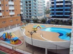 Apartamento com 3 dormitórios para alugar por R$ 2.600,00/mês - Canto do Forte - Praia Gra